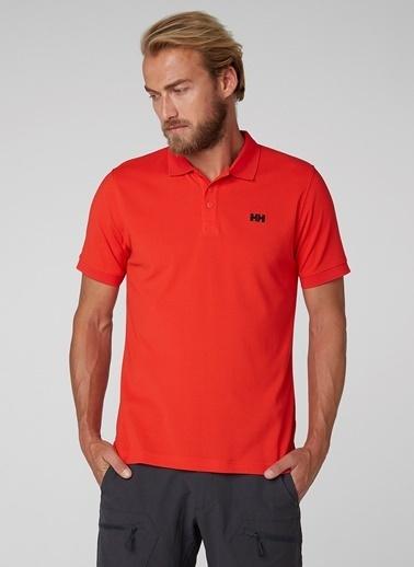 Helly Hansen Helly Hansen HHA.50584 Kırmızı Erkek Polo T-Shirt Kırmızı